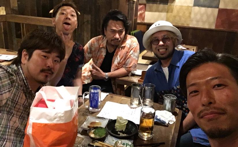 船橋 in IKB会ご縁に感謝!!
