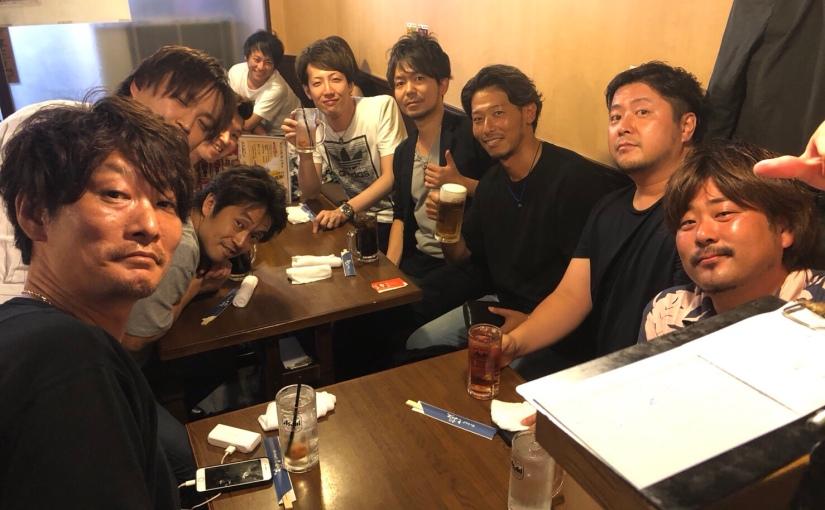 錦糸町で美容室オーナー、幹部達が集う夜が刺激的過ぎた話!