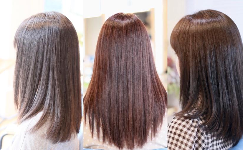 赤羽美容室リビーチ/自然で綺麗な縮毛矯正について。