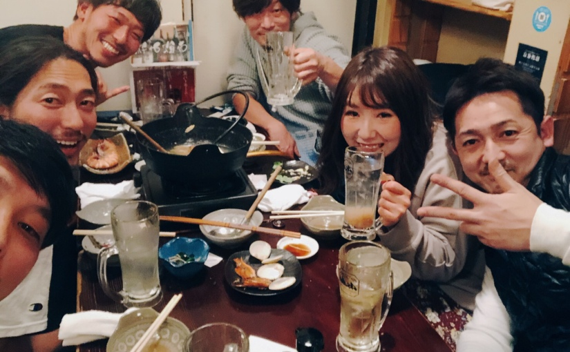 赤羽美容室リビーチ/いざ錦糸町へ。